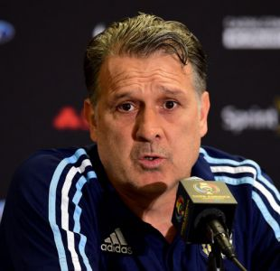 Gerardo Martino renuncia a la selección argentina a un mes de Río 2016