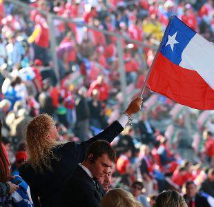 [VIDEO] Farkas realiza promesa en caso que La Roja clasifique a final de Copa Centenario