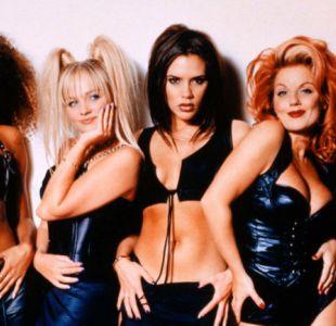 Spice Girls y su formación original