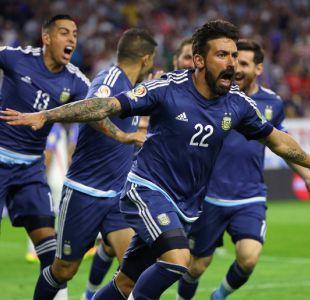 [FOTOS] Las mejores imágenes del partido entre EE.UU. y Argentina por las semis de Copa Centenario