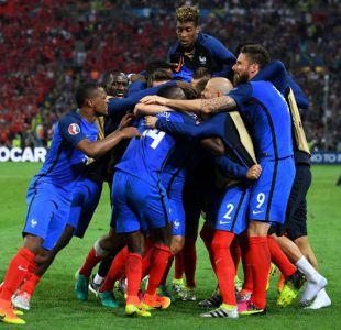 Así quedaron las parejas de los octavos de final de la Eurocopa 2016