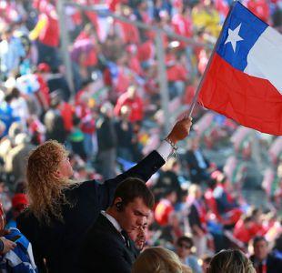 Leonardo Farkas revela puntos de entrega de gorros y banderas para la final de Copa Centenario