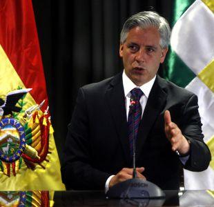 Vicepresidente de Bolivia:La mitad de la economía de Chile depende de recursos que nos pertenecían