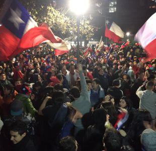[FOTOS] Hinchas penquistas celebran con todo el bicampeonato de Chile