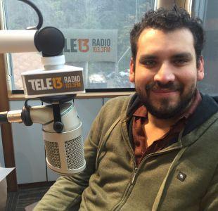 [Audio] Juan Pablo Mellado recomendó las mejores comidas para el invierno