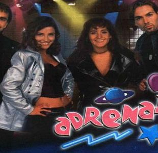 """Este era el afiche original de """"Adrenalina"""""""