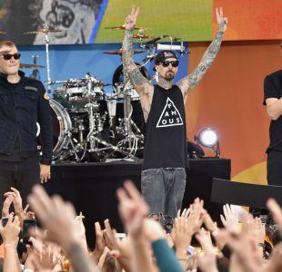 California: Blink 182 publica el primer álbum de su carrera sin Tom DeLonge