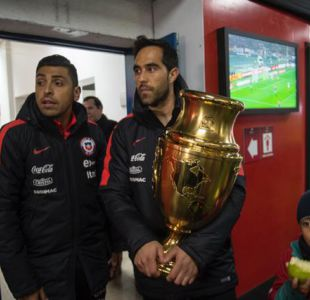 Bicampeones revivieron sus logros en el Museo Oficial de la Selección Chilena