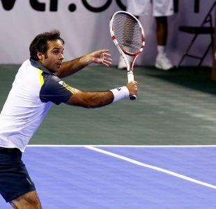 Fernando González triunfa en ATP Champions Tour