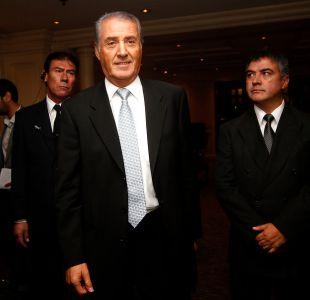 Tribunal Constitucional acoge requerimiento de Julio Ponce por caso Cascadas
