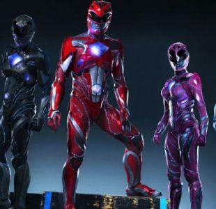 """Los """"Power Rangers"""" vuelven a la pantalla grande este 2017"""