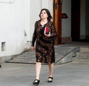 Ana Lya Uriarte ante la Fiscalía: Jamás emití boletas personales a Caval