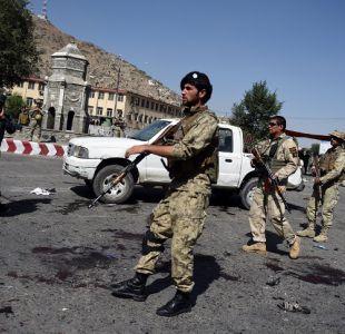 Varias explosiones en Kabul empañan de las elecciones en Afganistán