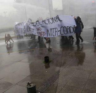 "Secundarios se movilizan pese a negativa de la Intendencia: ""Hoy marchamos con o sin permiso"""