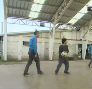[VIDEO] Cerca de 100 mil niños no van al colegio en Chile