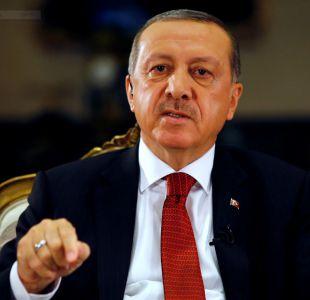Presidente de Turquía dice que a nadie le interesa continuar con los conflictos en el Golfo.