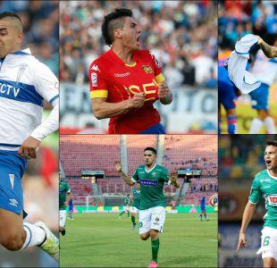 Cinco jugadores que asoman en el recambio de la selección chilena