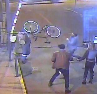 [VIDEO] Dos agresiones a conserjes revelan desprotección de trabajadores