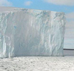 [Video] Así suena una gigantesca barrera de hielo en la Antártida