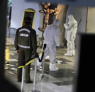 Cierran investigación por bomba detonada en el metro Escuela Militar