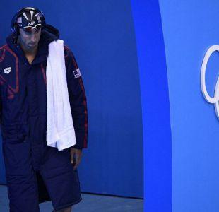 [FOTOS] La evidente cara de enfado de Michael Phelps se ha vuelto el primer gran meme de Rio 2016