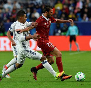 [Gol a Gol] Sevilla de Sampaoli y Real Madrid definen campeón de Supercopa en alargue