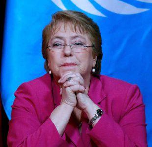 Bachelet desdramatiza polémica con Carabineros pese a aclaración pedida por Fernández
