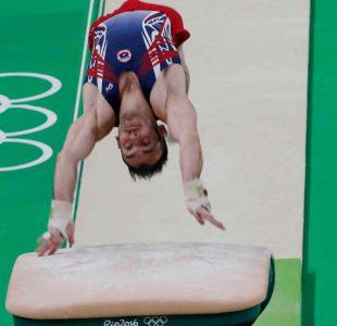 Gimnasta Tomás González logra el 7° lugar en la final de Salto de Río 2016