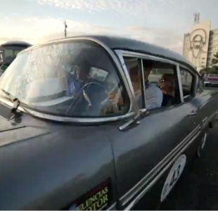 Contacto: Cuba en tiempos de cambio