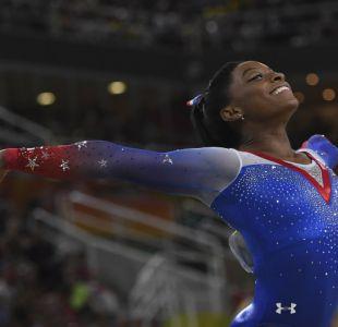 [FOTOS] Con esta rutina Simone Biles logró la medalla de oro en suelo