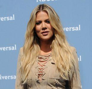 Khloé Kardashian dijo que tuvo cáncer a la piel