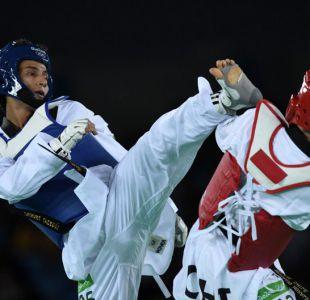 Chileno Ignacio Morales cae ante campeón olímpico en el Taekwondo de Río