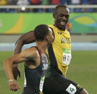 [FOTOS] El triunfo entre risas de Usain Bolt en los Juegos de Río 2016