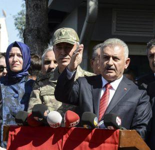 Primer ministro reivindica la victoria del sí en el referéndum de Turquía