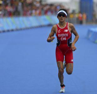 [VIDEO] Bárbara Riveros tras quinto lugar en Río: Pude ejecutar de la mejor forma la carrera