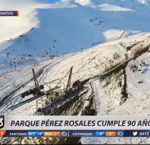 [VIDEO] Parque Vicente Pérez Rosales cumple 90 años