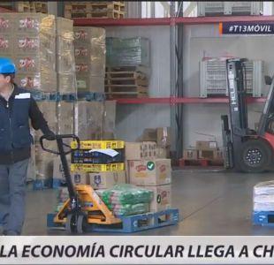 [VIDEO] ¿Qué es la economía circular?