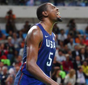 [FOTOS] Las mejores postales de un nuevo oro de Estados Unidos en el básquetbol olímpico