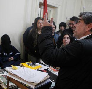"""Universidades """"repudian"""" protestas contra rector de la UAH y respaldan """"autonomía"""" de la institución"""