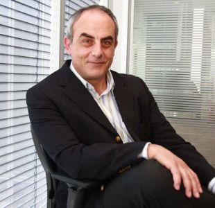 Gobierno designa a Fernando Massú como nuevo vicepresidente de ENAP