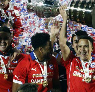 Chile propone fecha y sede del choque de campeones frente a Portugal