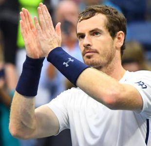 Andy Murray vence a Paolo Lorenzi y accede a los octavos del US Open