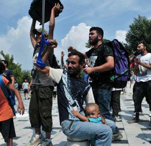 Barreras contra migrantes,