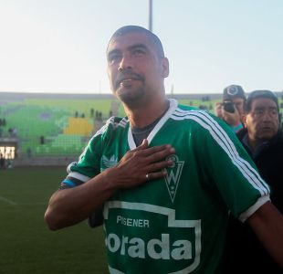 [FOTOS] Así fue el partido de despedida de Jorge Ormeño en Valparaíso