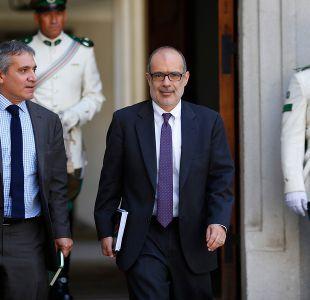 Enrique Paris: El brazo político del ministro Valdés en Hacienda