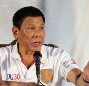 Duterte anuncia el retiro de Filipinas de la Corte Penal Internacional