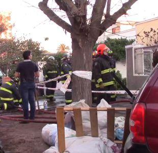 Dos muertos deja incendio en hogar de ancianos de San Miguel
