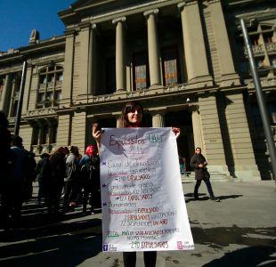 Justicia declara admisible recurso de alumno de la Universidad Alberto Hurtado