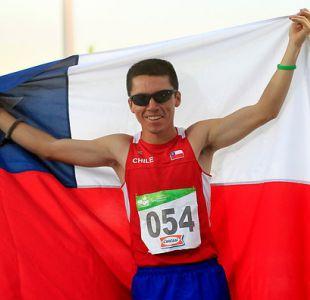 Lesión impedirá a Cristián Valenzuela defender su medalla de oro en Paralímpicos