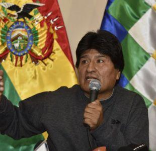 Morales invita a Bachelet a visitar el Silala y no sólo verlo desde la frontera